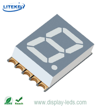 0.39 Inch Single Digit 7 Segmen Ultra SMD Paparan SMD